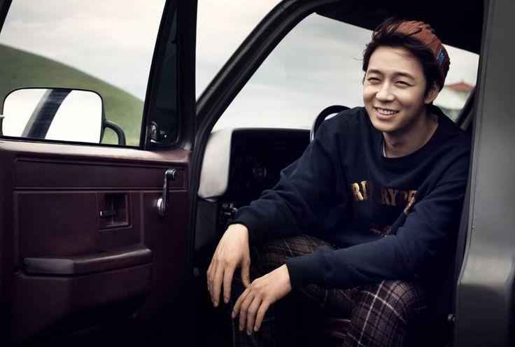 Yoochun from JYJ Magazine No. 4