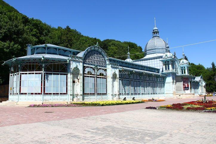 Пушкинская галерея. Железноводск