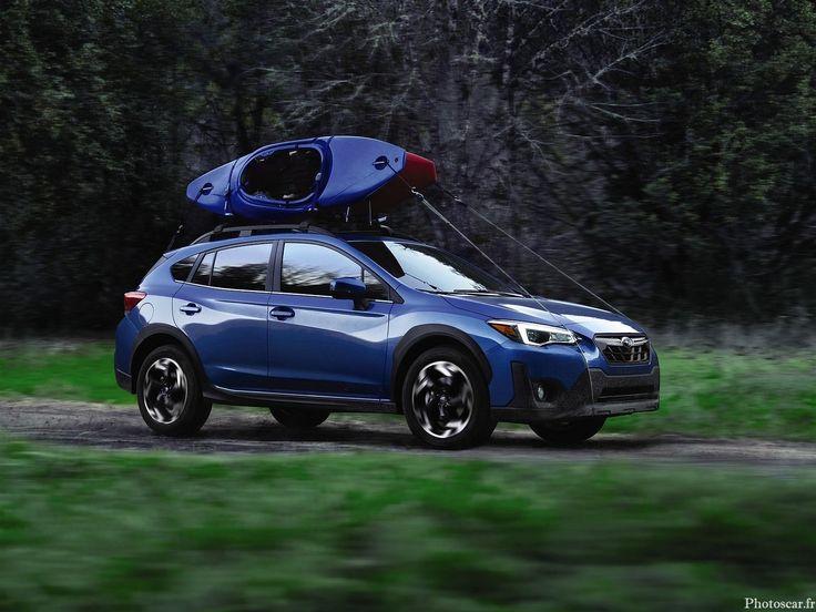 Subaru Crosstrek 2021 Nouvelles mises à jour de style