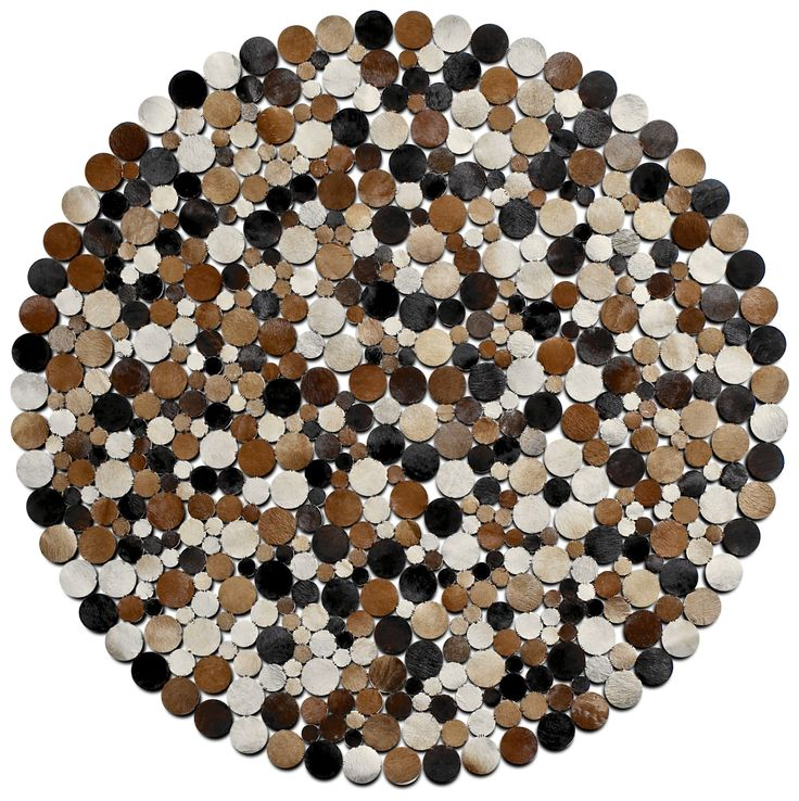 Contemporary round rugs quality from boconcept idee n for Round contemporary area rugs