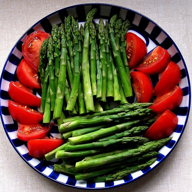 more vegetables into your diet. Get your green on!