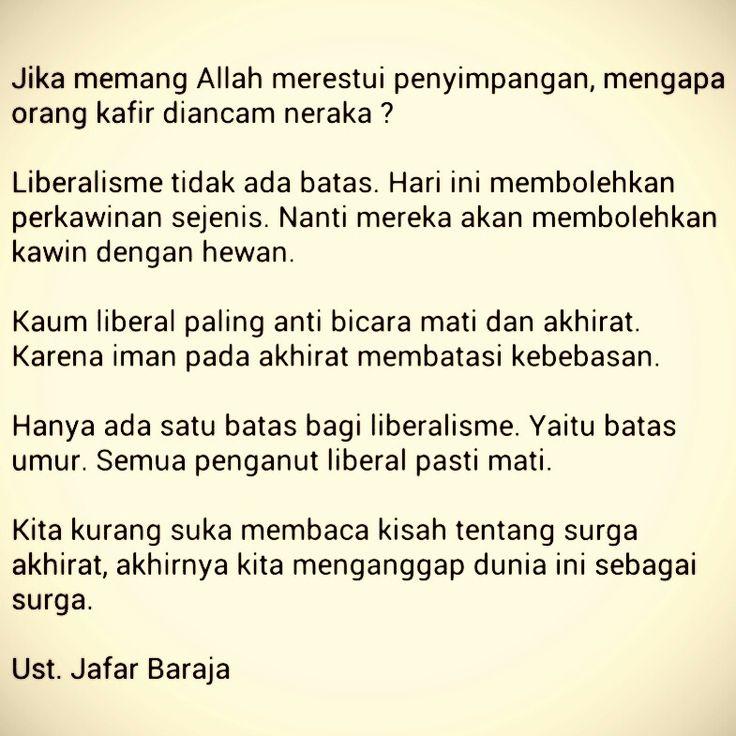 Kutipan Islam - Syarif Baraja