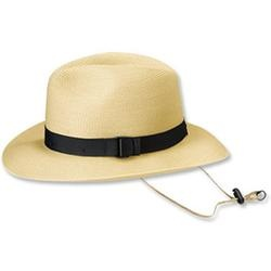 Orvis Men's Packable Fedora For Summer!