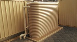 Slimline Rainwater tanks Adelaide have demonstrated their significance by offering a method for storage of water for every day utilize. The rise in temperature due to global warming has raised numerous issues; one of them is water shortage.