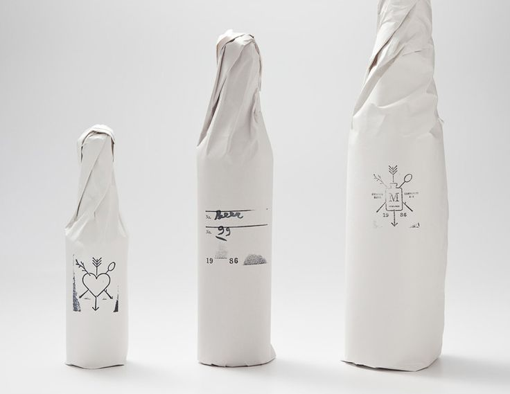 Maria's Packaged Goods & Community Bar: Bar Design, Community Bar, Beer Packaging, Bottle Packaging, Maria Packaging, Packaging Design, Michael Freimuth, Graphics Design, Bar Packaging