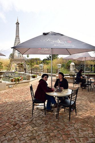 French Village, Hartbeespoort, North West, South Africa   by South African Tourism