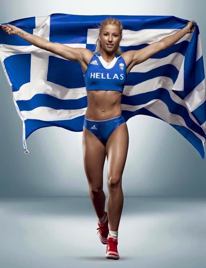 greek sexy woman