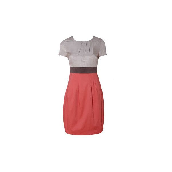 New Season - Vero Moda Coral Mystice Dress : Oliver Bonas Gift Shop - Unique Gift Ideas and other apparel, accessories and trends. Browse and shop 1 related looks.