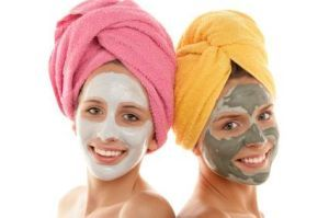 Home Spa parties ideas