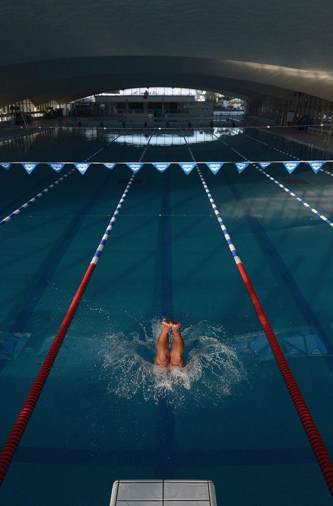 Nicolas Martin, la piscine de Deauville Festival Off - Planche(s) Contact 2014 - L'Oeil de la Photographie
