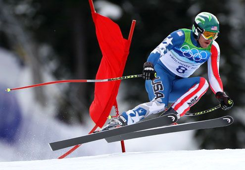 Bode Miller, Vancouver 2010
