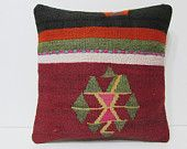 kilim pillow sets 18 moroccan floor cushion rustic pillow cover turkish pillow cover big cushion primitive country decor tapestry rug 21936