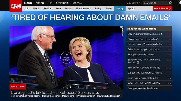 Democratic debate live stream outdraws GOP debate