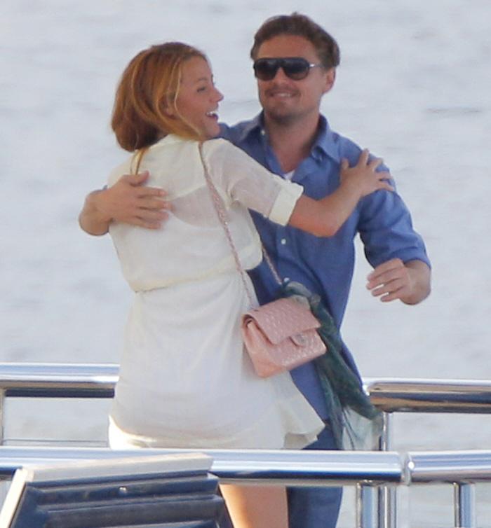 blake lively and leonardo dicaprio hollywood couples