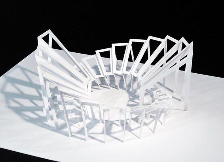 Best Peter Dahmen Images On Pinterest Peter Otoole Popup - Elaborate pop paper sculptures peter dahmen