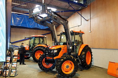 Used Kubota M9960 Tractor is for sale at affordable cheap price. Just visit our site and check the price of this used tractor now.