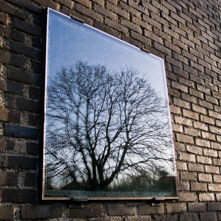 Precedent on reflecting landscape  //  St. Peter Church, Klippan, Sweden - Sigurd Lewerentz 1963-66