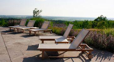 Panoramic Backdrop: Country Elan
