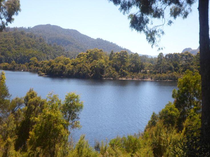 Taken at Tullah Lakeside Lodge - Tasmania