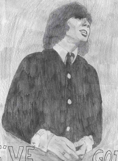 Stevie Wright, The Easybeats.