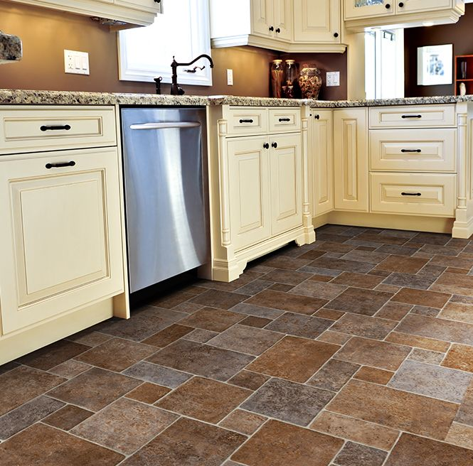 Sheet Vinyl Tile Flooring