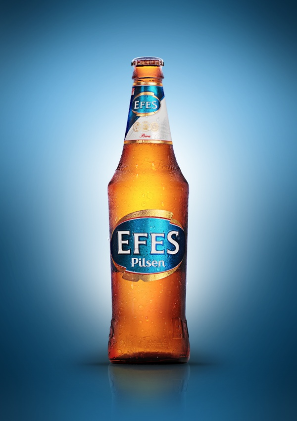 EFES PILSEN SHOOTING AND RETOUCHING by ERSIN ILERI, via Behance