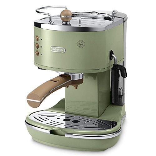 Oferta: 170€ Dto: -3%. Comprar Ofertas de DeLonghi ECOV 311.GR - Cafetera automática, 1100 W, 1,4 l, color verde barato. ¡Mira las ofertas!