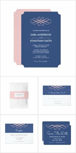 40 best Wedding Invitations and matching accessories images on Pinterest