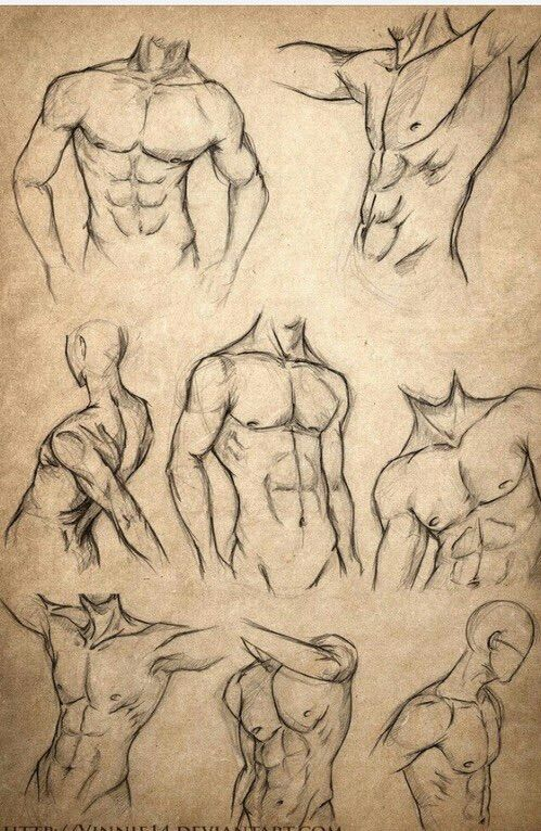 Image via We Heart It #draw #drawing #howtodraw #bodyy