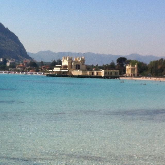 Mondello....Sicilia