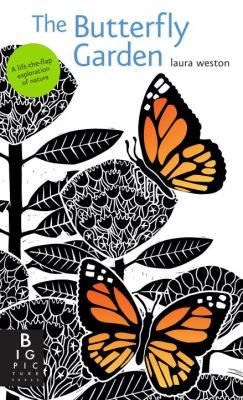 The fascinating life cycle of the monarch butterfly is illuminated in this special lift-the-flap book with illustrations from printmaker Laura Weston. Told in simple language with black-and-white illustrations, the book's many flaps reveal flashes of exquisite color. Watch the monarch butterfly's metamorphosis from egg to caterpillar to butterfly, then go on an incredible journey as it migrates for winter.