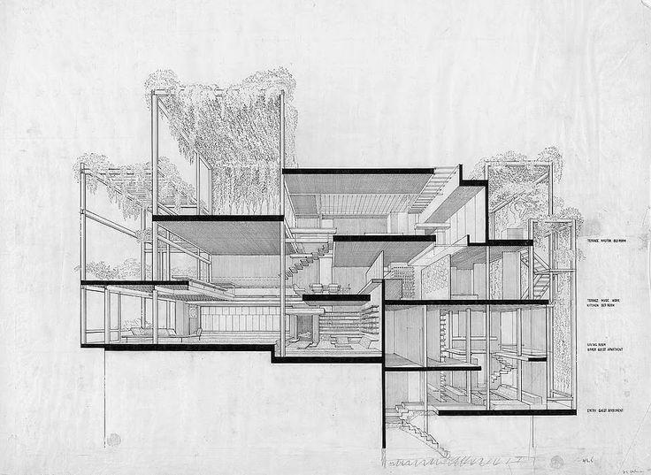 golden lane housing alison peter smithson plan - Google Search