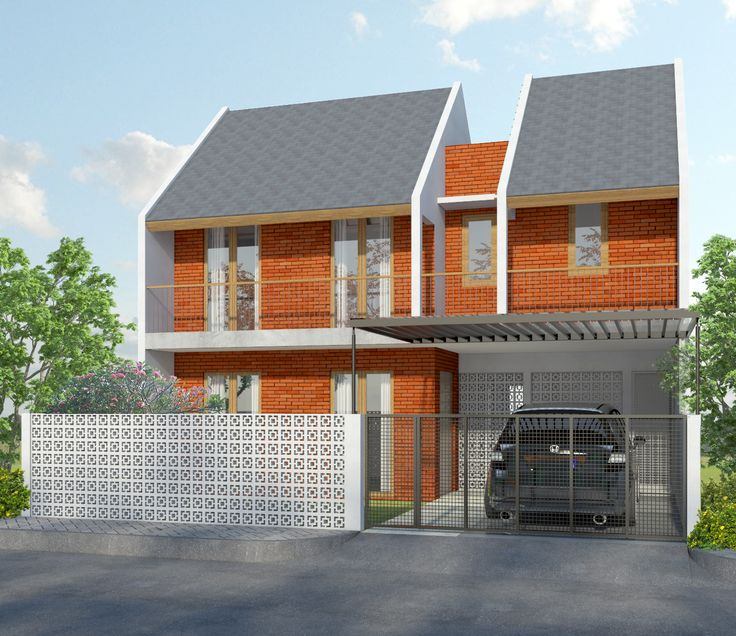 House in Kalimalang, West Java, Indonesia  Sketchup | Vray | Photoshop
