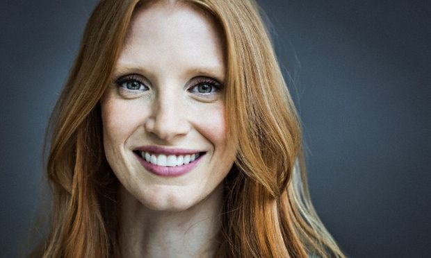 Best cleft chin in Hollywood... On top of great red hair-