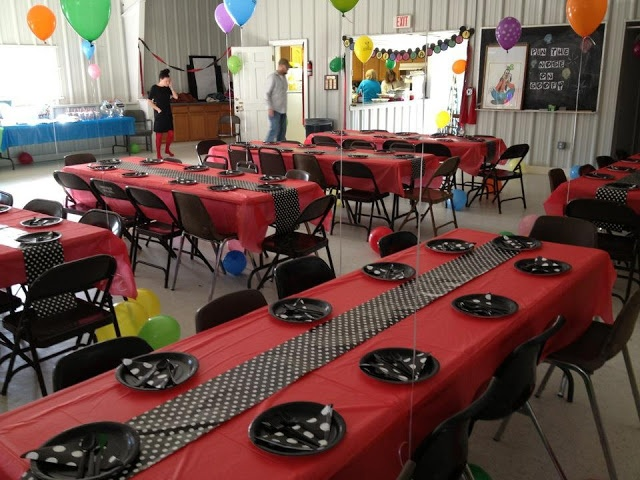 mickey mouse clubhouse birthday party.