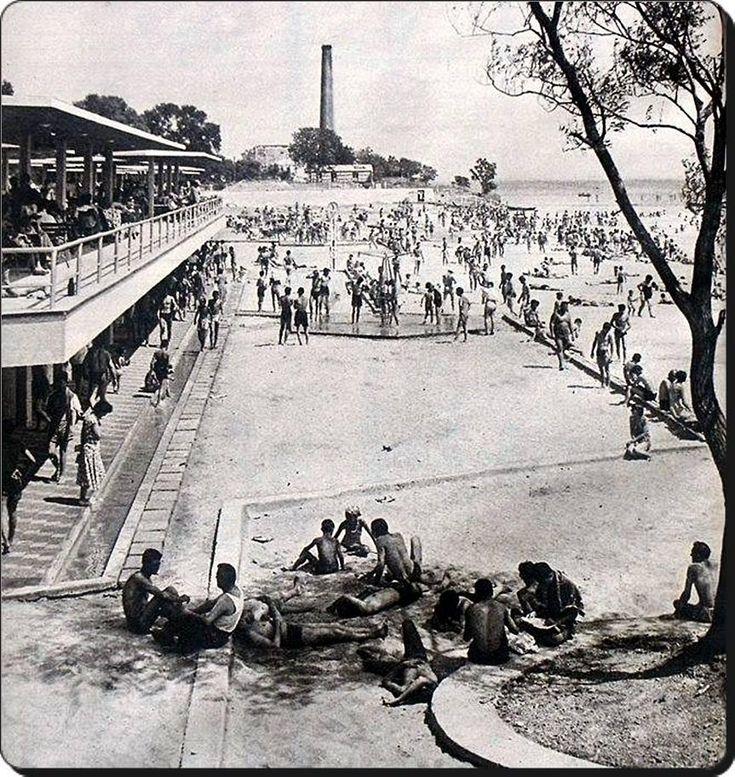 Bakırköy / Baruthane Plajı - 1957