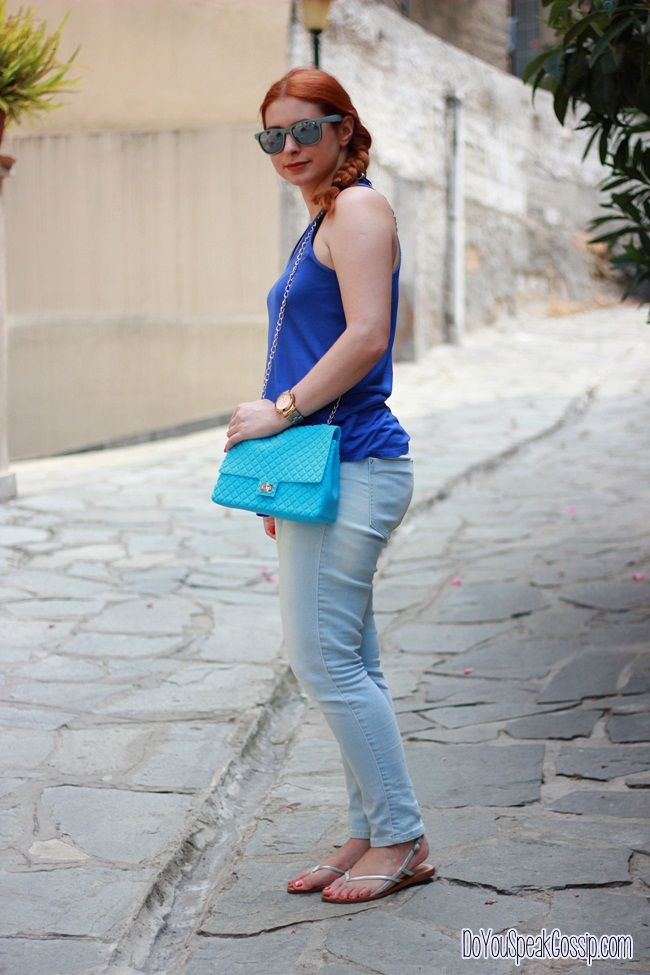 Casual Barbecue - outfit 2- DoYouSpeakGossip.com