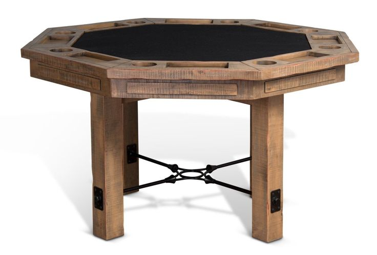 Convertible Poker & Dining Table Puebla by Sunny Designs ...