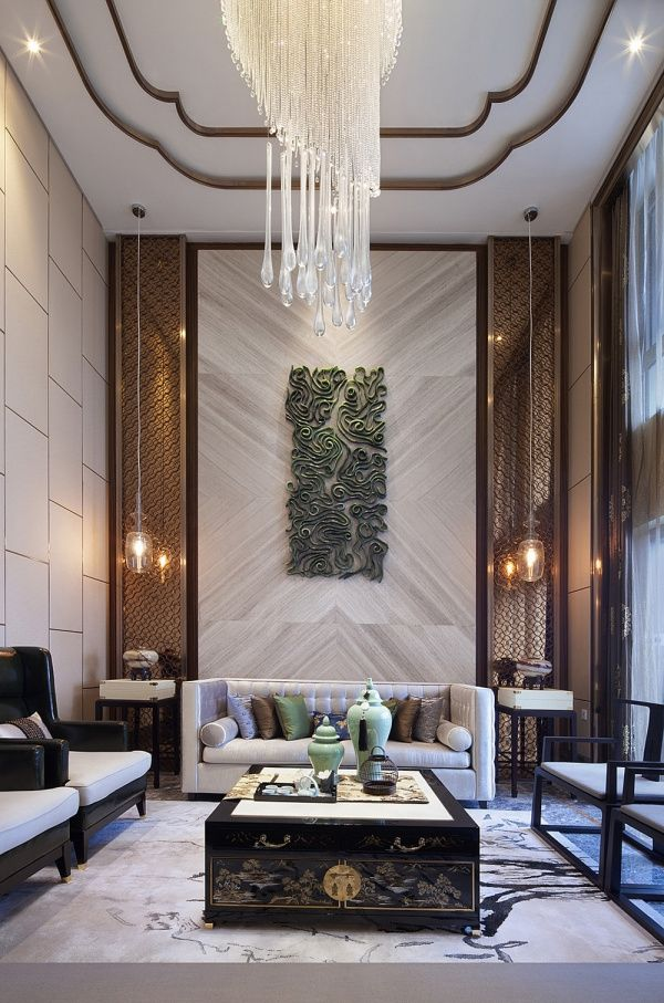 Hotel Room Accessories: Inspirational Modern Hotel Lobby Designs