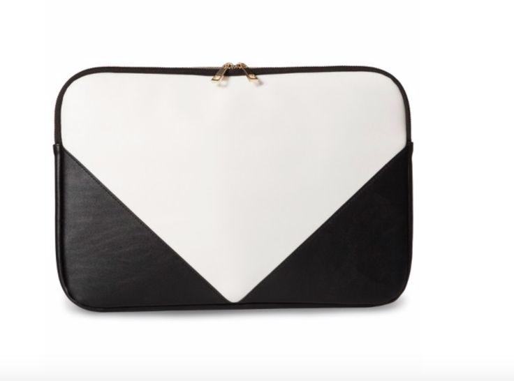 Women's Zip Top Laptop Pouch – Who What Wear