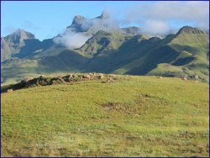 Mehloding Adventure Trail. Stay in Xhosa huts. Slack packing with option of traditional Xhosa food being provided