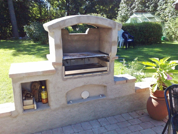 17 Best images about Build a Grill.. on Pinterest | Built in bar ... : uteplats grill : Uteplats