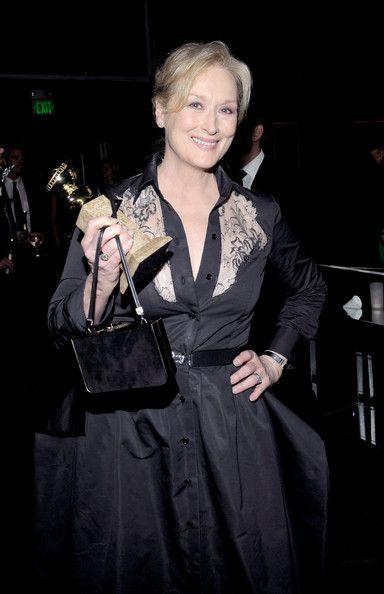 Meryl Streep - the master