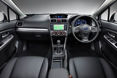 Subaru XV Interior (MY-2016)