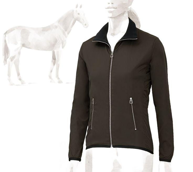 Pour Le Cavalier Hermès Polaires - Femme - Equitation  Hermès, Site Officiel