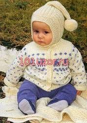 Вязания детской шапки шлема от рождения до 4 лет. - Схемы вязания шапок…