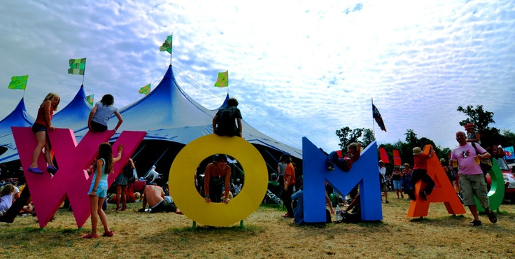 Womad Festival 24th-27th July