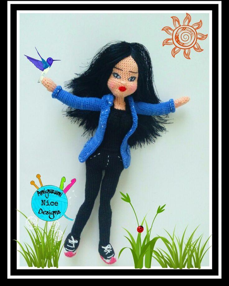 #amigurumidoll #weamigurumi #amigurumitoy #doll #crochetdoll #handmadetoy #crochet #amigurumigirl #barbybebek #örgüoyuncak #hobinisat #10marifet #amiguruminicedesigns #dekoratifoyuncak#hanimelindenamigurumi #crochetaddict #crocheting #crochetart #uncinetto #crochetpattern #örenbayan #crochetdoll #lovelydoll #amigurumis
