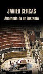 anatomia de un instante (tapa dura)-javier cercas-9788439722137