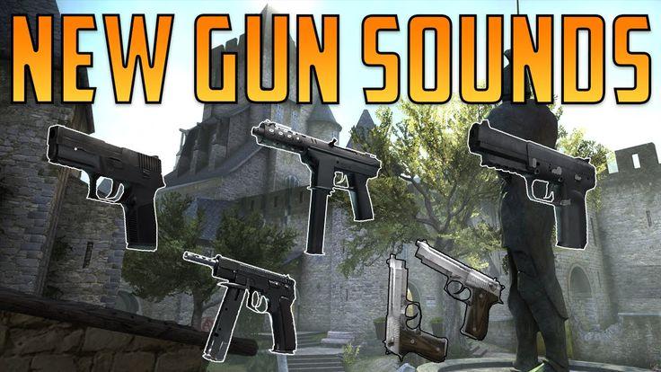 New pistol sounds - P250 Five-Seven Tec-9 CZ75-Auto Dual Berettas